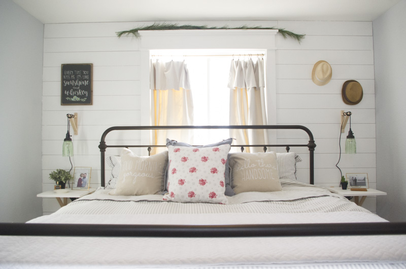 Modern Farmhouse Bedroom Redesign  The Mombot