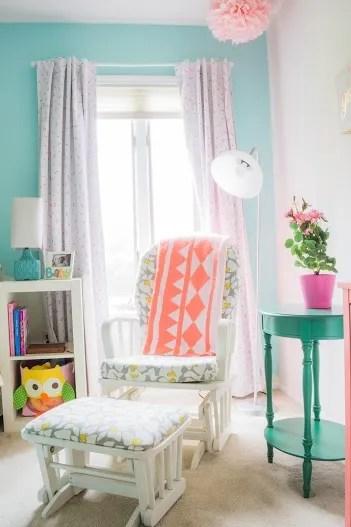 Riley's Room, Glider