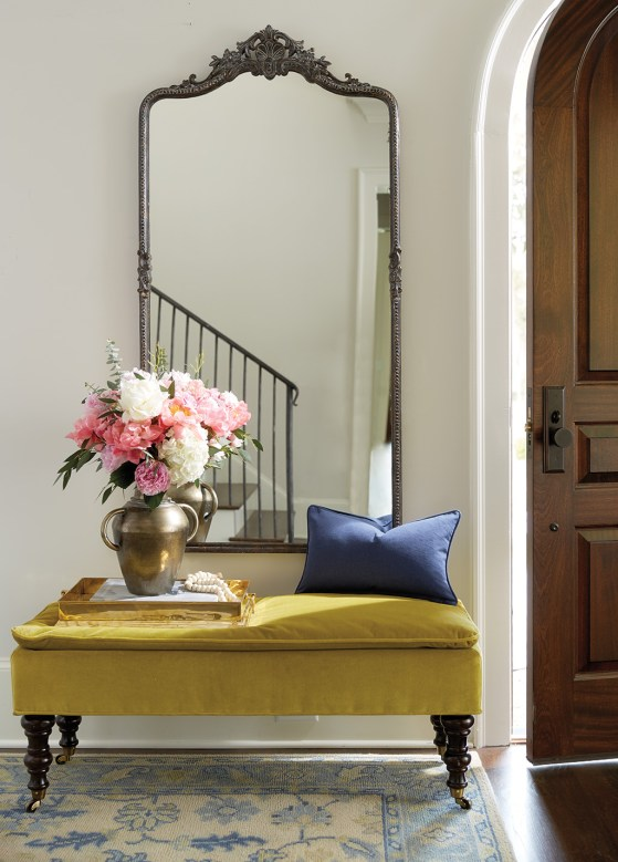 Entryway Wall Space