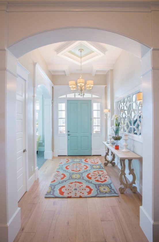 Entryway details