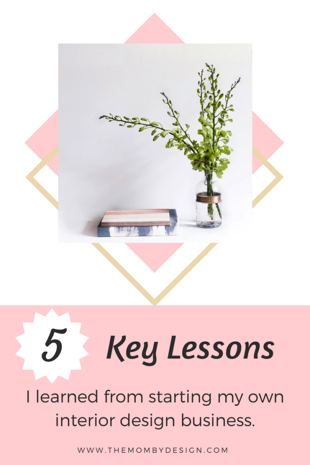 5 Lessons I Learned From Starting my own Busines