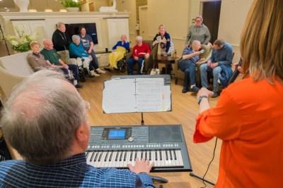 dementia care music