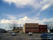 NP Avenue, Fargo, looking north