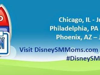 Disney Social Media Moms on the Road Celebration Recap