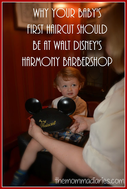 Baby's First Haircut Harmony Barber Shop