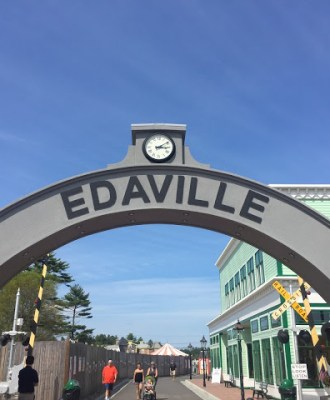 Our Family Fun Day at Edaville USA!