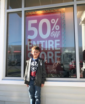 Kids Holiday Fashion with OshKosh B'gosh – & a $50 Gift Card Giveaway!!