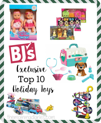 BJ's Exclusive Top 10 Holiday Toys!