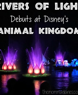 Rivers of Light Debuts at Disney's Animal Kingdom