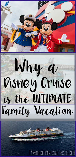 Why a Disney Cruise is the Ultimate family vacation, Disney Cruise Tips, #DisneyCruise