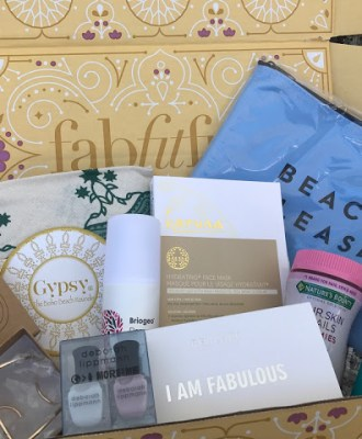 FabFitFun Spring 2017 Box Reveal and Promo Code!