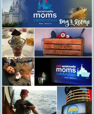 2017 Disney Social Media Moms Celebration: Day 4 Recap
