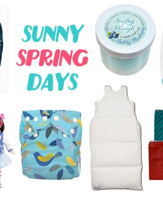 Sunny Spring Days Giveaway