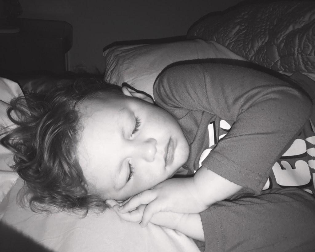 toddler co-sleeping