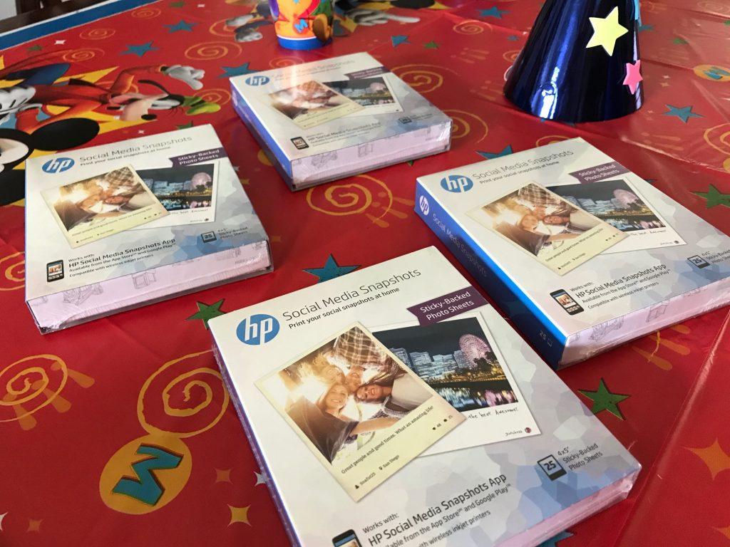 HP Social Media Snap Shots