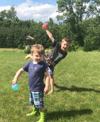 Splash into Summer with Water Wubble Water Balloon Balls + Giveaway!