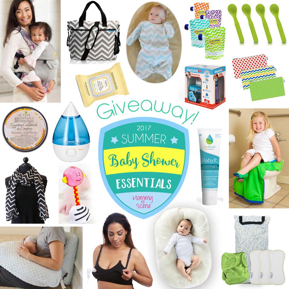 Baby Shower Essentials Giveaway