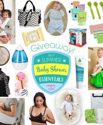 Baby Shower Essentials Giveaway!