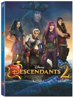 Descendants 2 is Now Available on DVD