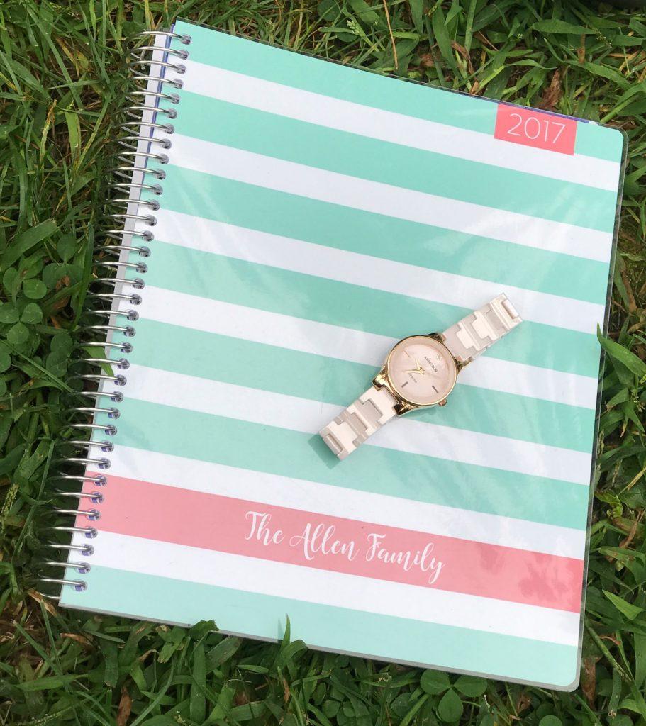 Back to school organization for moms, planner organization