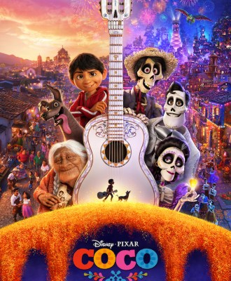 Disney Pixar's COCO New Trailer and Poster!