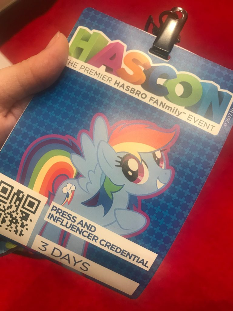 HASCON Press Pass