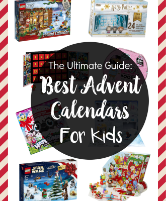Best Advent Calendars For Kids | Ultimate Guide