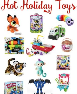 Hot Holiday Toys — 2017 Season