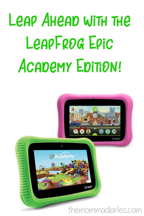 LepFrog Epic Academy Edition