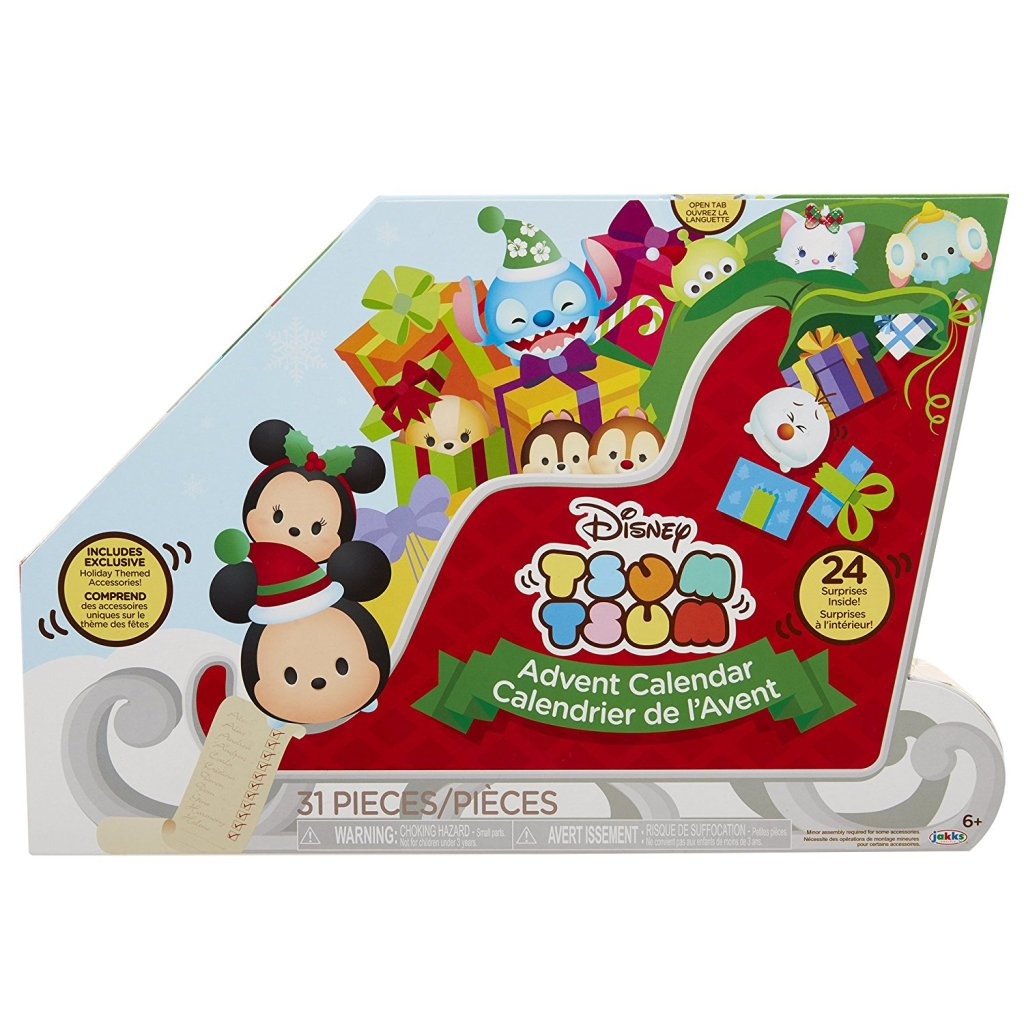 Disney Tsum Tsum Advent Calendar