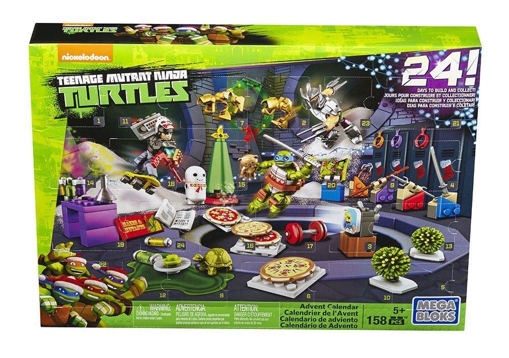 Teenage Mutant Ninja Turtles Advent Calendar