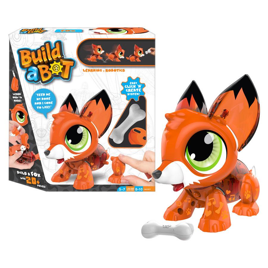 Colorific Build A Bot Fox