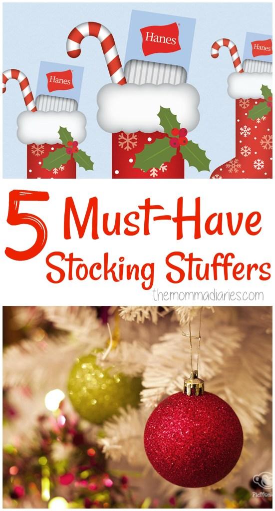 Must Have Stocking Stuffers, Stocking Stuffer Ideas