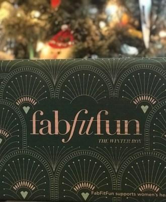 FabFitFun Winter 2017 Box Reveal + Promo Code!