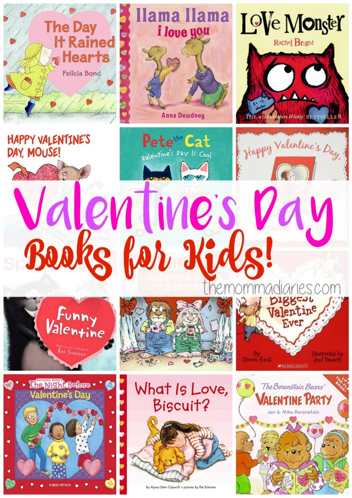 Valentine S Day Books For Kids The Momma Diaries