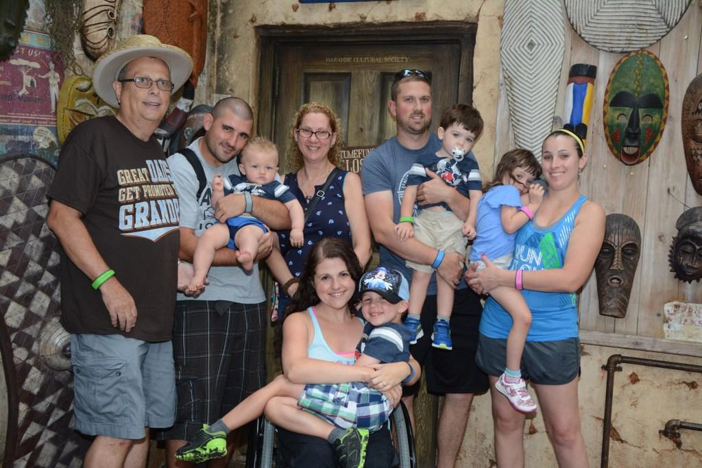 Multigenerational Disney World Vacation