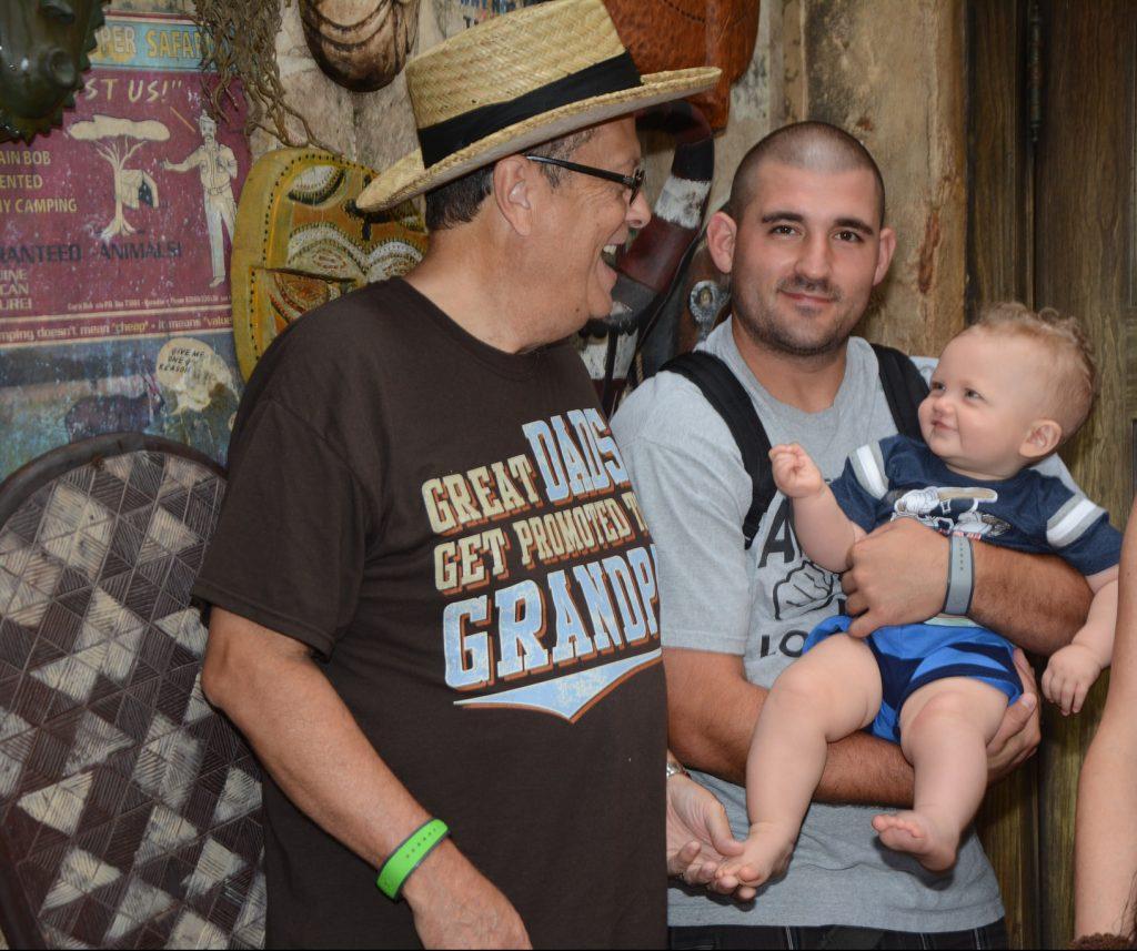 Multi-Generational Disney Vacation