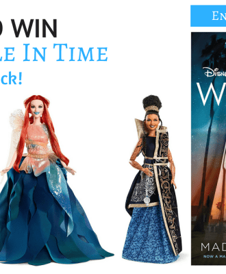 A Wrinkle In Time Prize Pack Giveaway