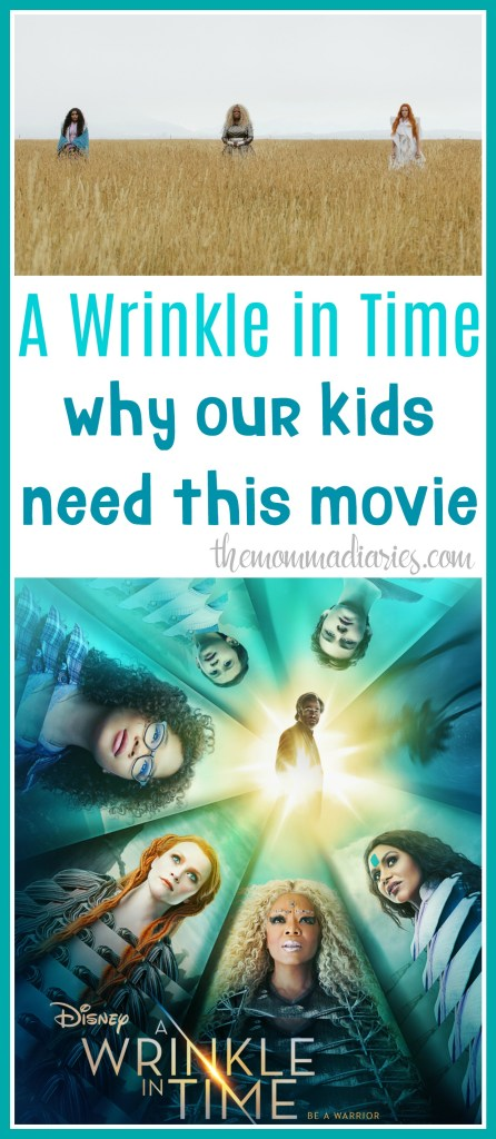 A Wrinkle in Time Kids Movie Review