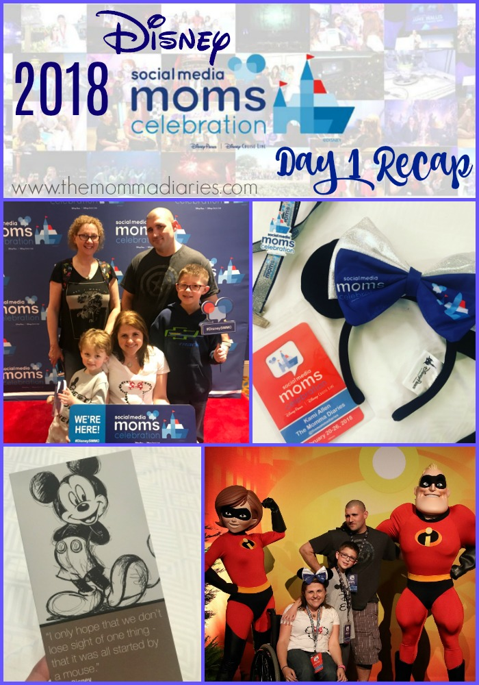2018 Disney Social Media Moms Celebration, #DisneySMMC, Disney Social Media Moms Recap