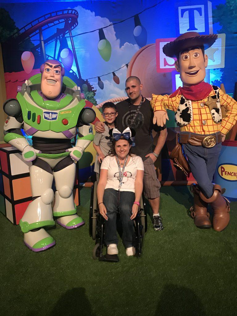DisneySMMC Toy Story Buzz and Woody