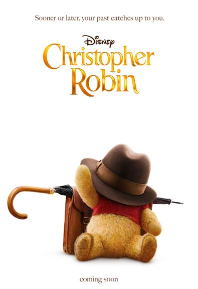 Disney's Christopher Robin Trailer and Poster