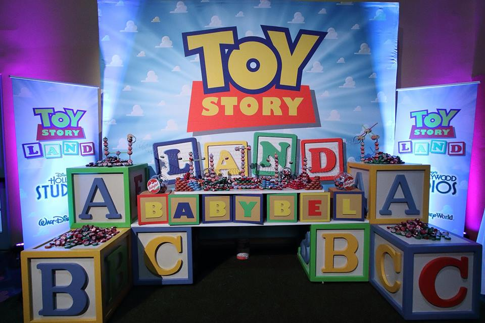 Toy Story Mania at Toy Story Land Disney's Hollywood Studios
