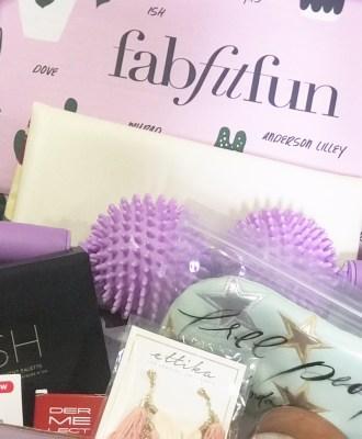 FabFitFun Spring 2018 Box + Promo Code