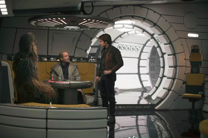 Solo A Star Wars Story Woody Harrelson, Chewbacca