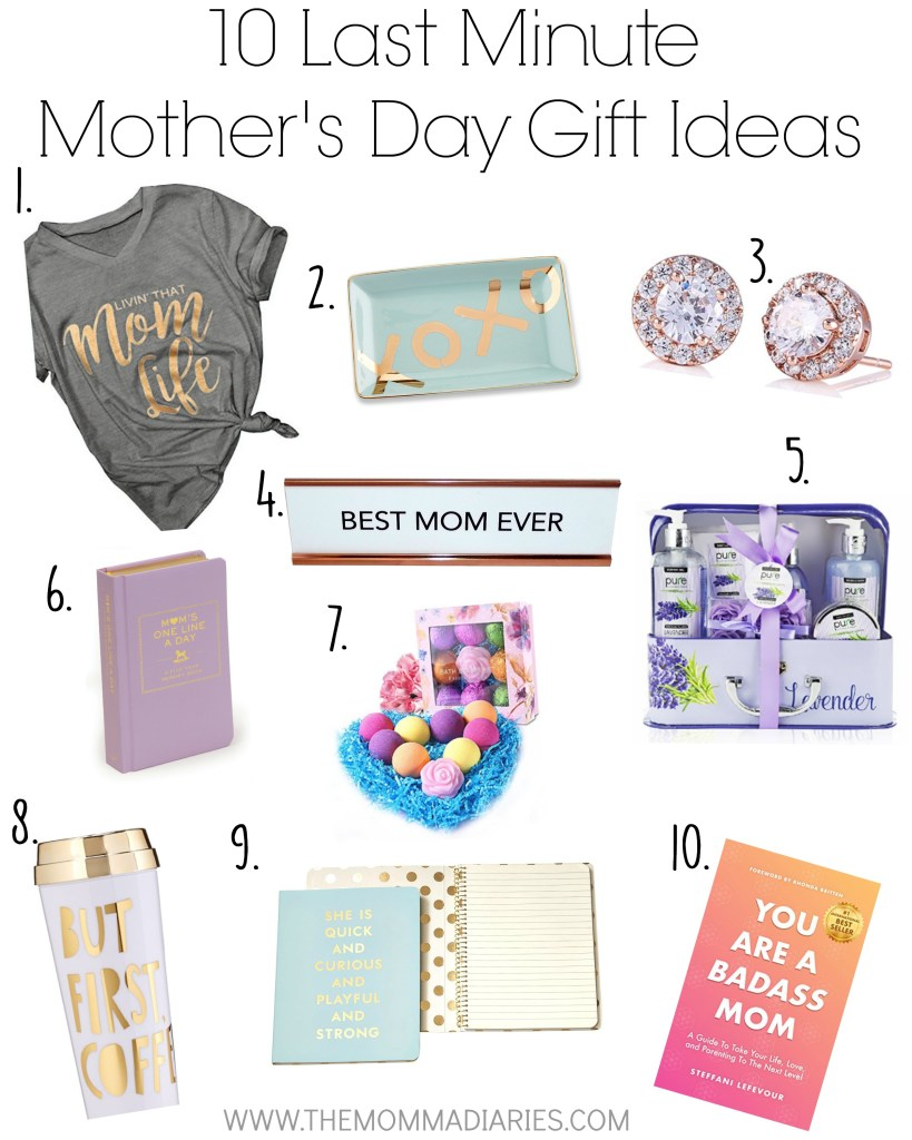 Last minute mother's day gift ideas, mother's day gift ideas, mother's day gift guide, mother's day gifts, affordable mother's day gifts