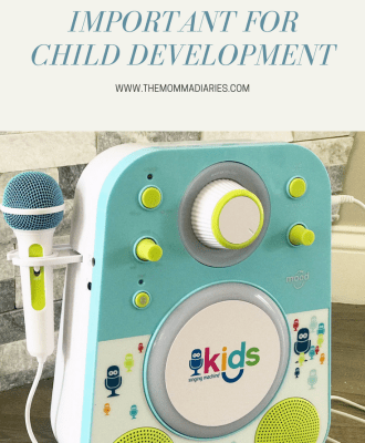 Why Singing is Important for Child Development + GIVEAWAY!