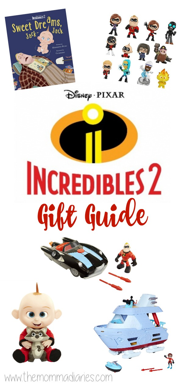Incredibles 2 Gift Guide, Incredibles 2 Gifts, Incredibles 2 Toys, Incredibles 2 Toy Guide, Incredibles 2 Mjust Have Gifts, #Incredibles2, #DisneySMMC