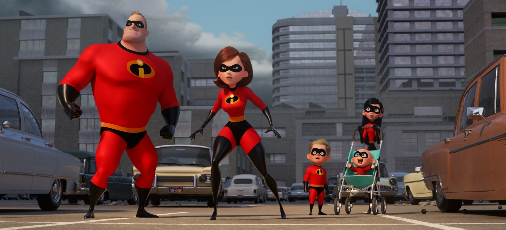 Incredibles 2 Parent Review