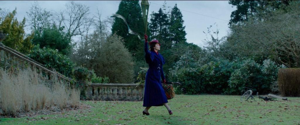 Mary Poppins Returns Trailer Poster